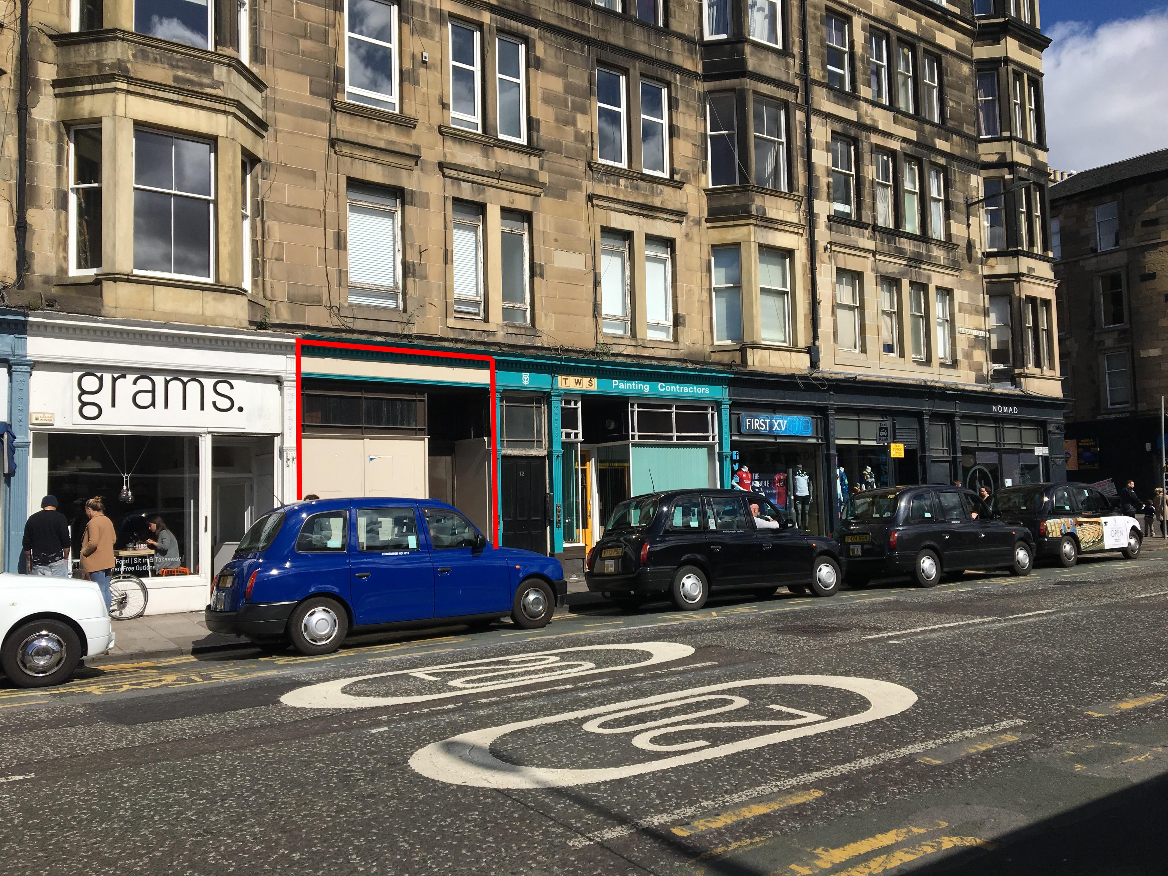 Edinburgh 14 Haymarket Terrace EH12 5JZ